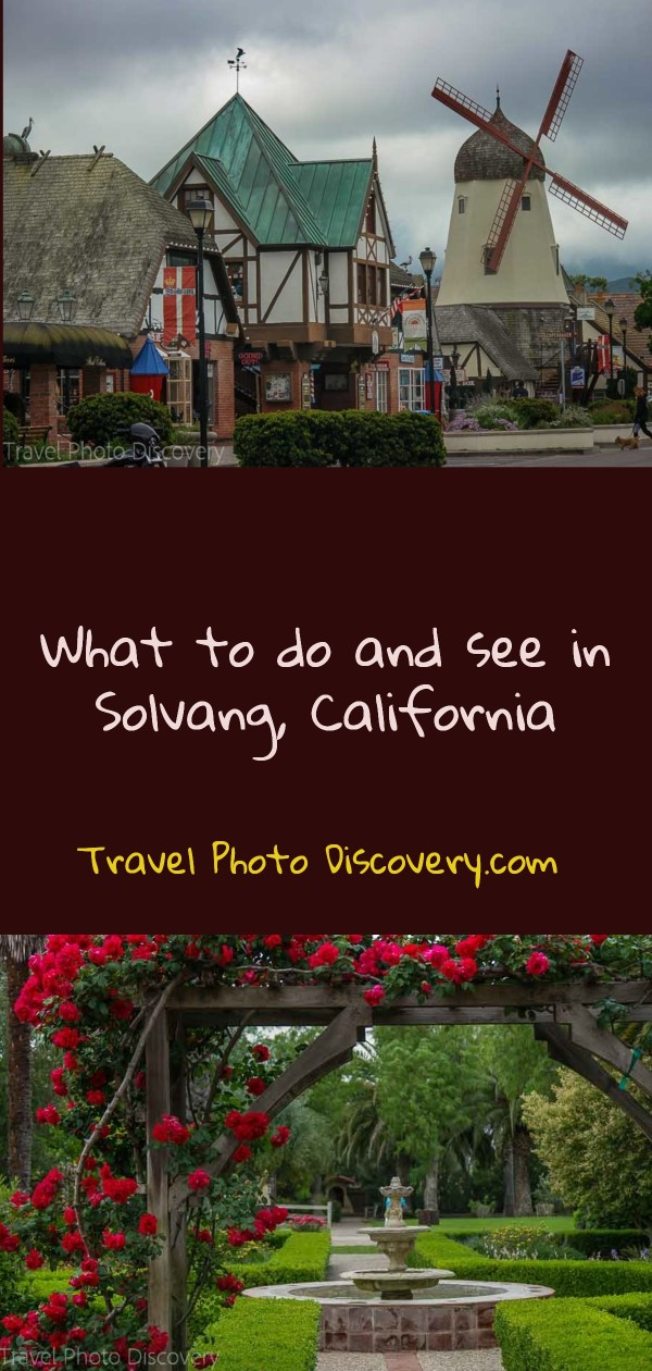 What to do and see in Solvang, CA