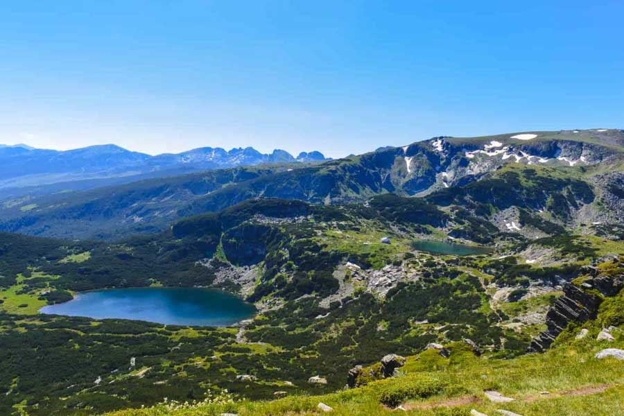 Hiking adventure in bulgaria 7 lakes