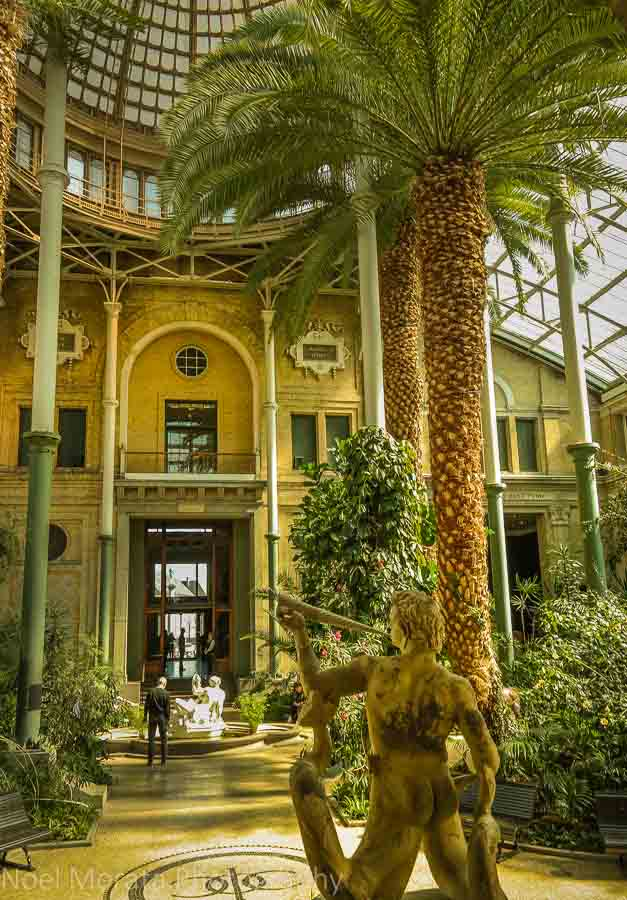 A visit to the Glyptoteket museum