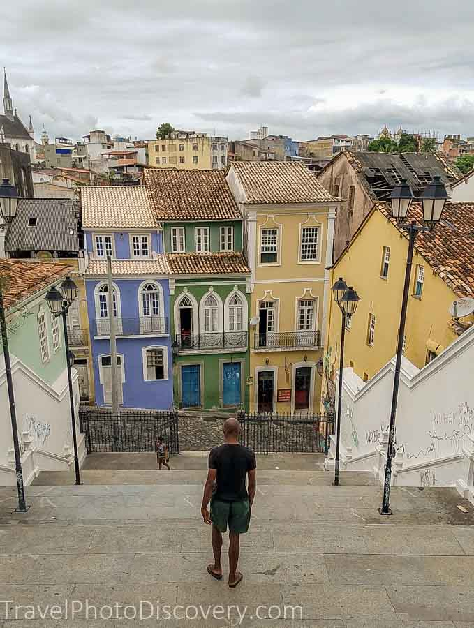 Salvador de Bahia fantastic neighborhood walks