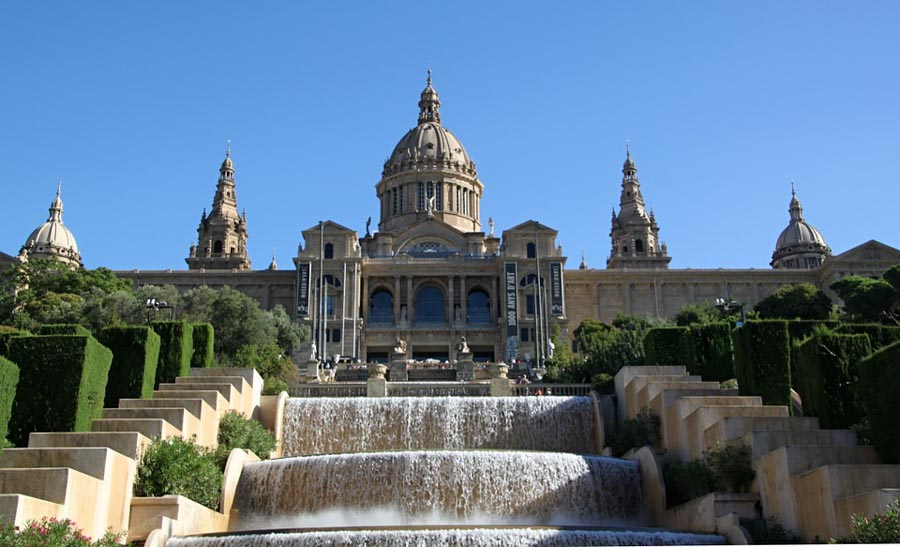 National art museum of Catalunya