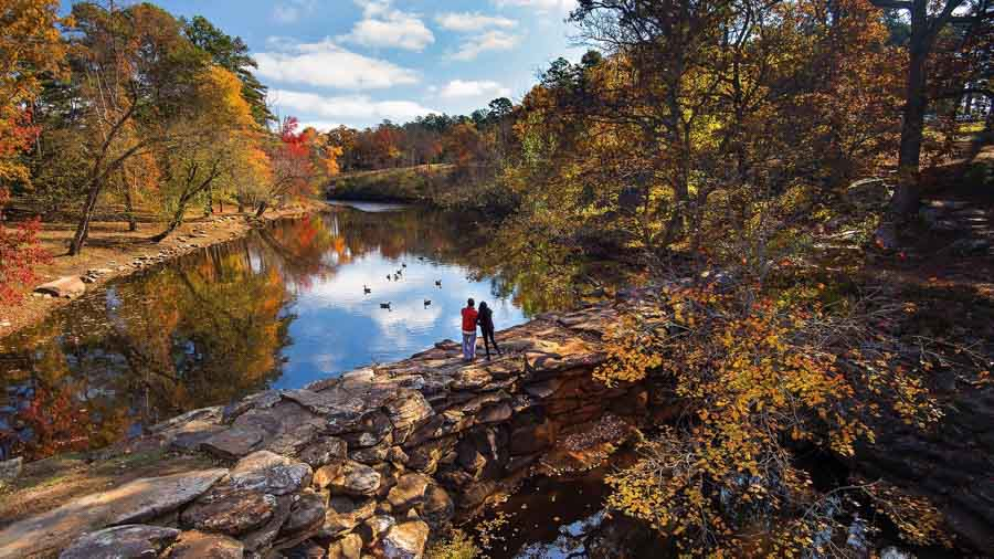 Places to visit in Arkansas