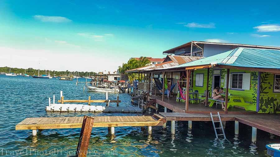 Bocas-del-Toro-exploring the town