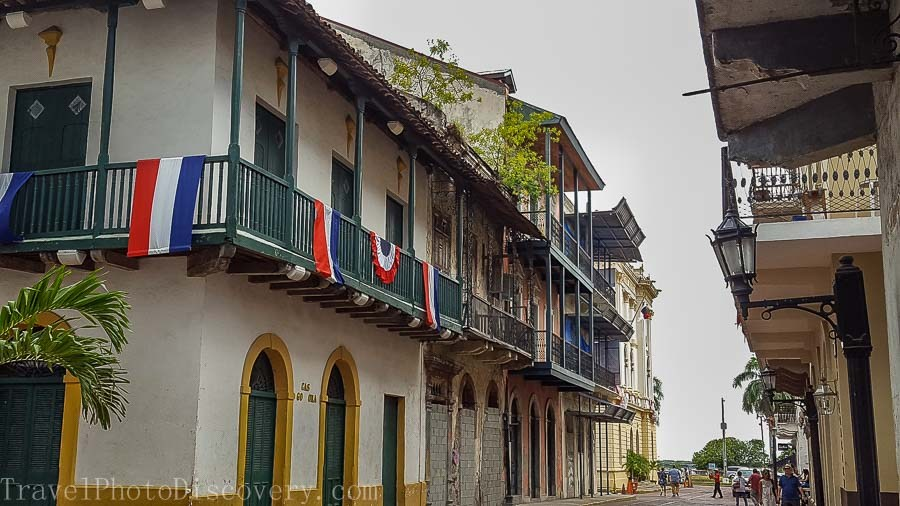 Casco-Antigua-things to do in Panama City
