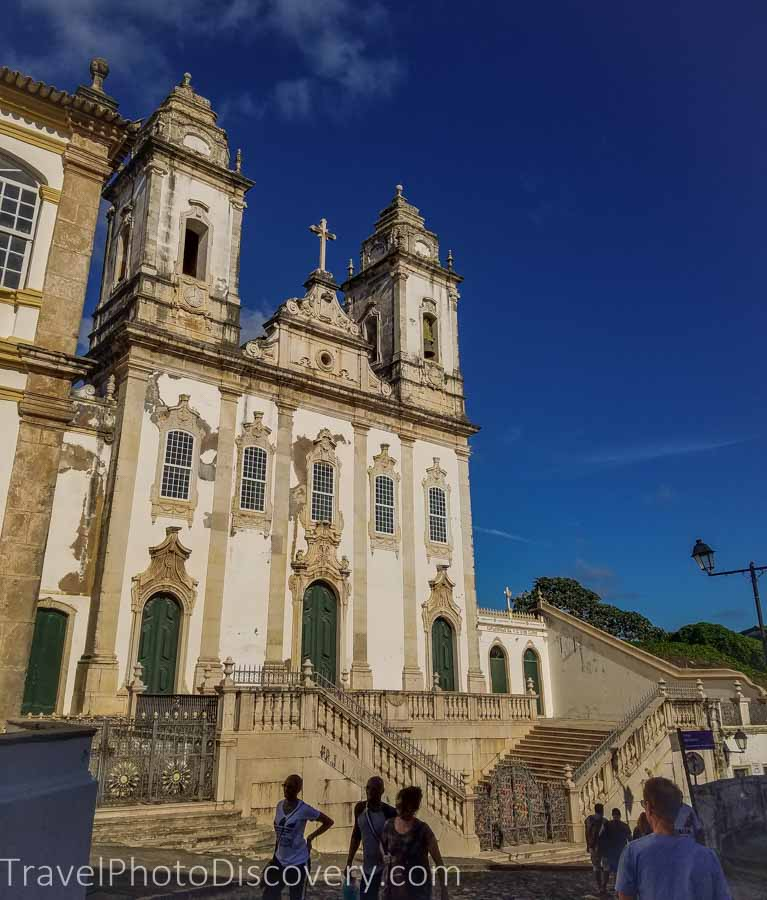 Churches of Salvador de Bahia