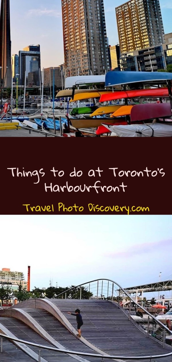 Things to do at Toronto's Harbourfront area