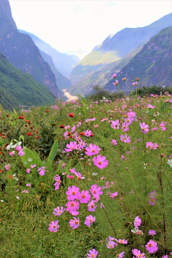 Tiger leaping gorge Top Unesco World Heritage sites