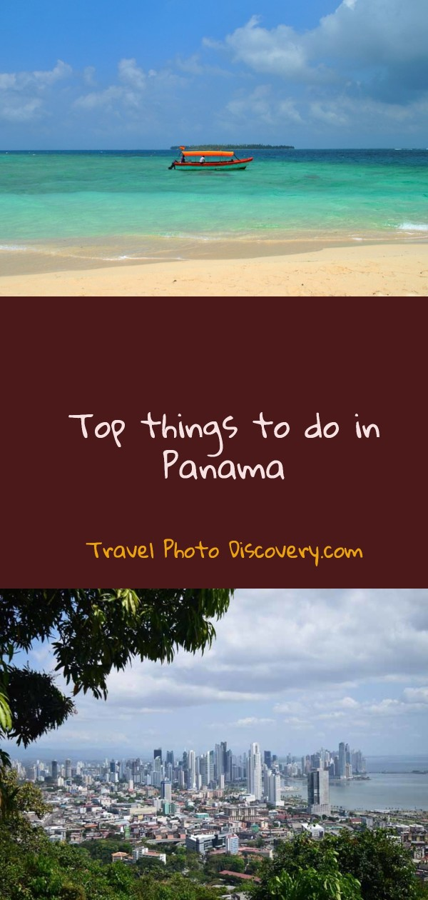 Top things to do in Panama