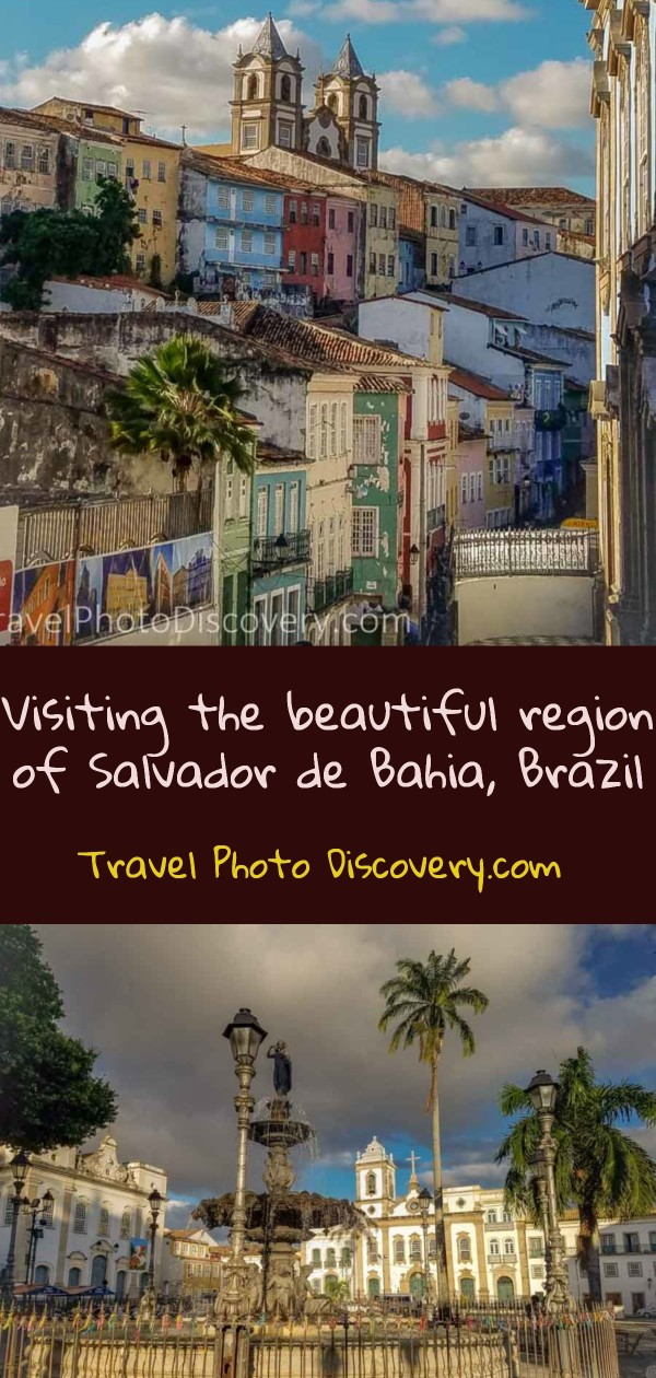 What to see and do in Salvador de Bahia Brazil