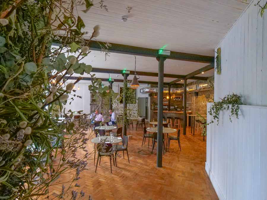 native-forage-restaurant must eat in London