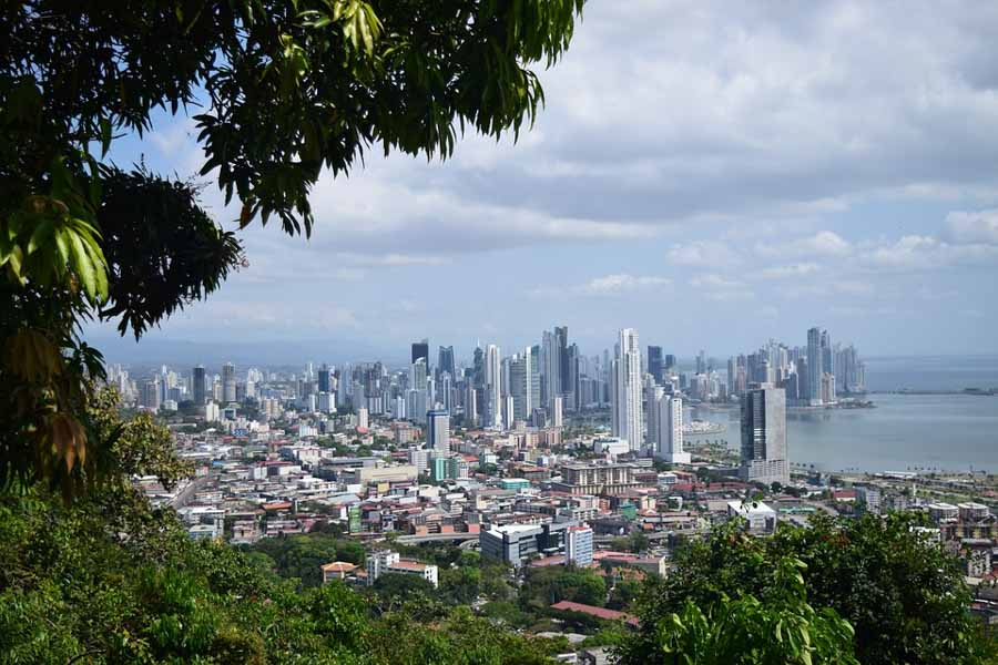 panama-View from Ancon Hill
