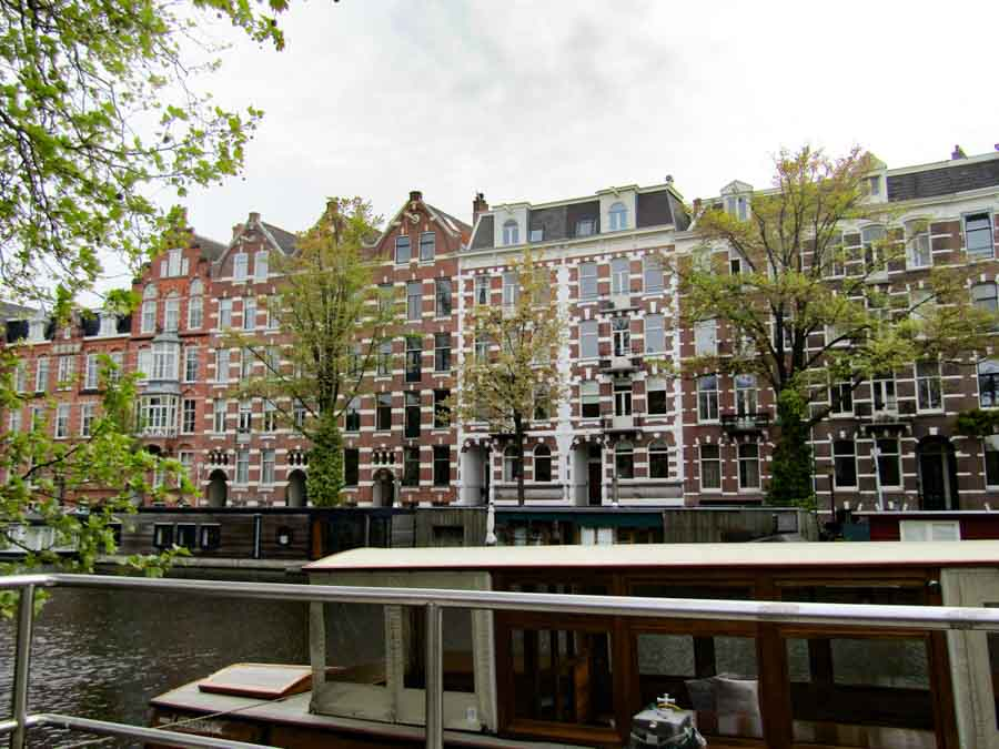 Amsterdam Unesco site -Canal Ring