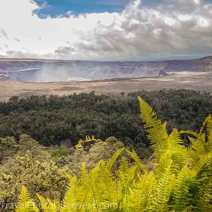 Hawaii Volcanoes National Park is reopened