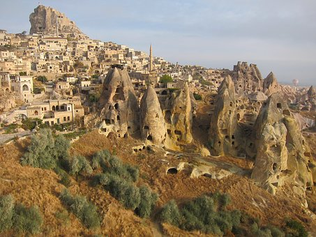 turkey-Cappadocia and the open air museum