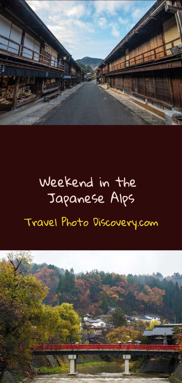 A weekend in the Japanese Alps