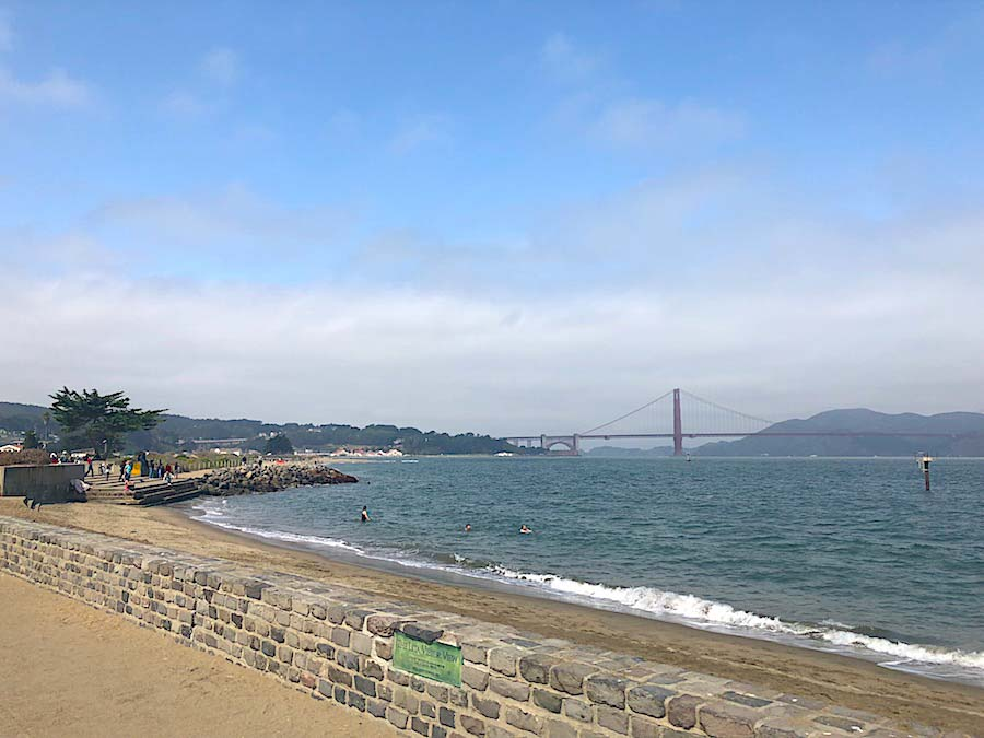 Biking adventure In San Francisco