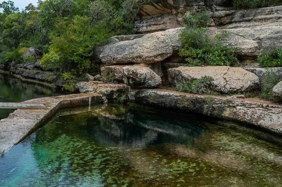 Jacob's Well, Texas Collaboration