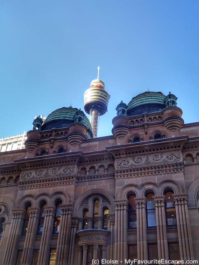 Queen Victoria Building Sydney top things to do in Sydney