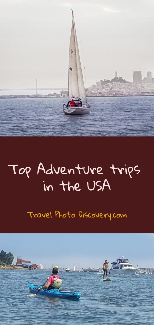 Top adventure trips in the USA