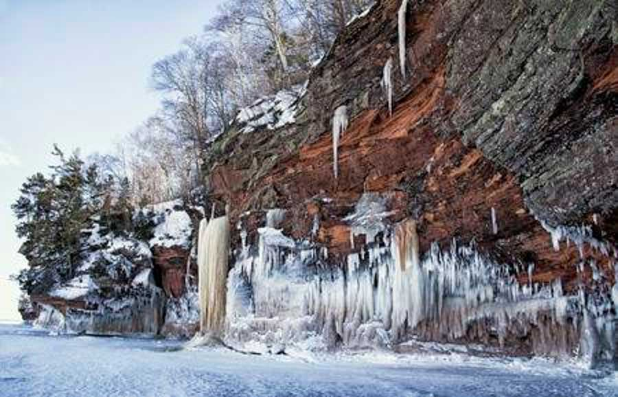 adventure experiences at the Apostle Islands