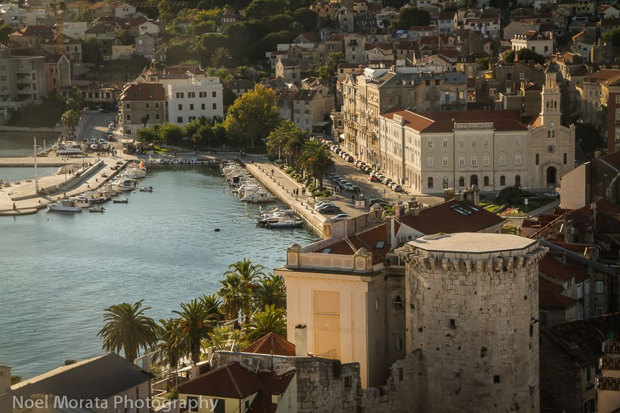 Split Best of the Dalmatian coast vacations