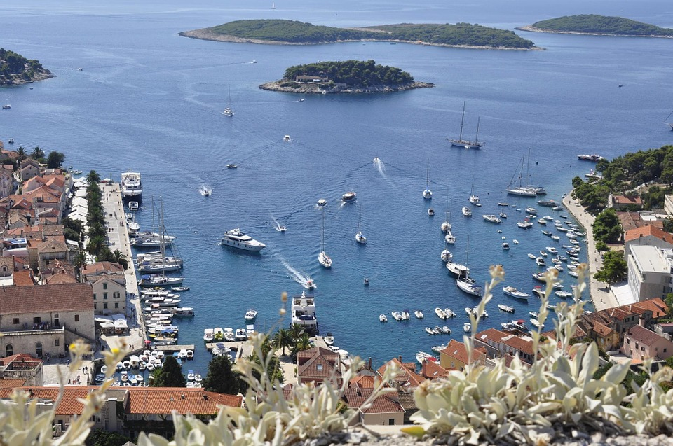 hvar and visiting Dalmatia's islands