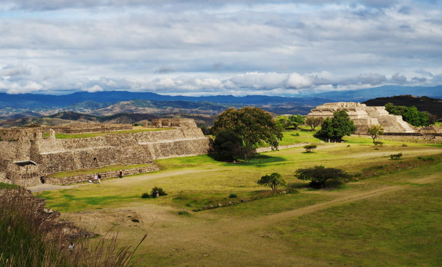 Monte Alban Mysterious Ruins of Oaxaca