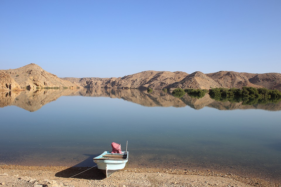 sea-natural landscape oman