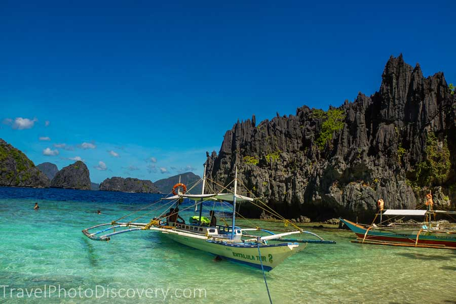 Palawan El Nido vacation and cruise