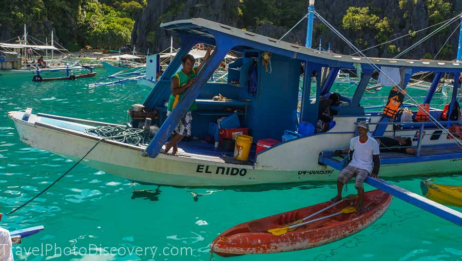 ElNido.kayaking
