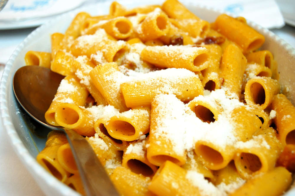 foodie destinations in Rome, Italy