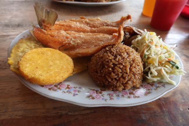 local colombian specialty dishes
