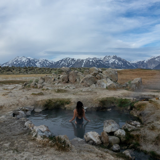 Mammoth lakes in california