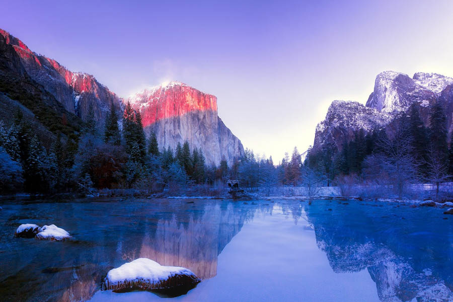 yosemite-getaway for Valentines