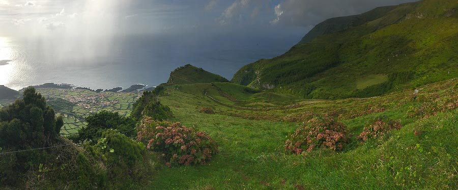Vacation exploring the Azores and the Unesco Biosphere reserves
