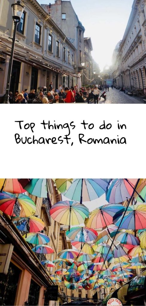 Top things to do in Bucharest Romania