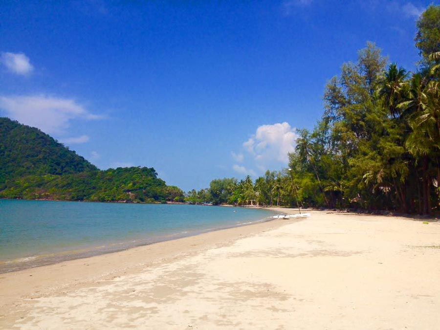 Koh Phi Phi Southern Thailand islands to visit