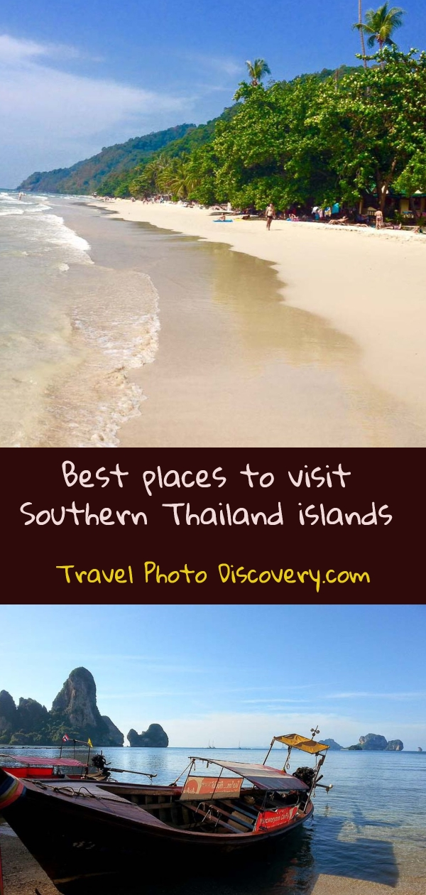 Best places to visit in Southern Thailand