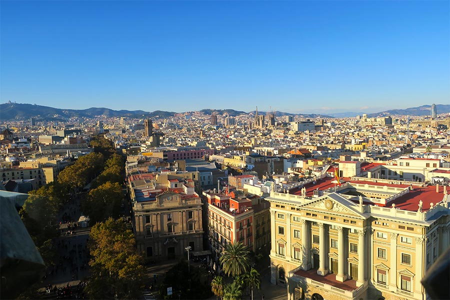 15 Best Viewpoints in Barcelona