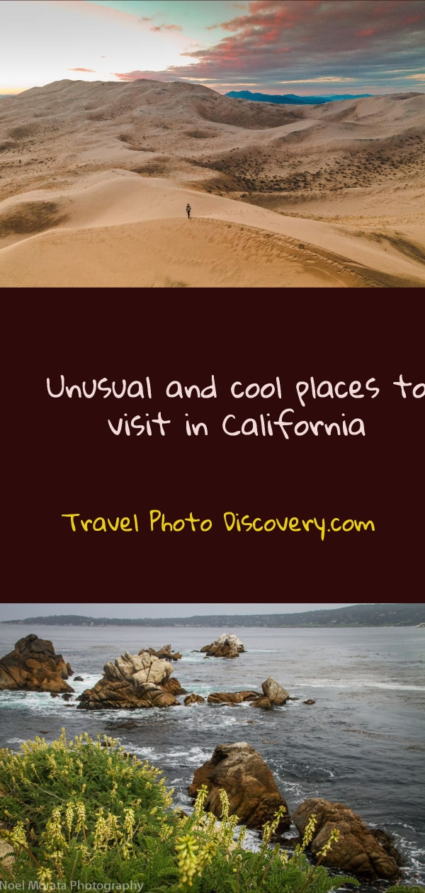 pinterest pin Best places to go in California