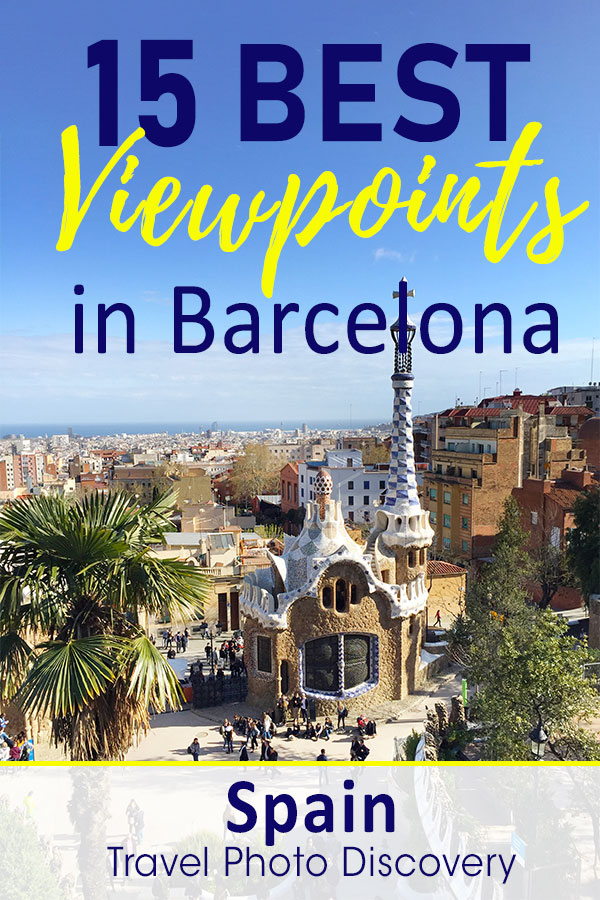 Best viewpoints in Barcelona_Pin