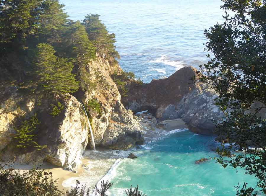 Big Sur best places to see in Calfornia