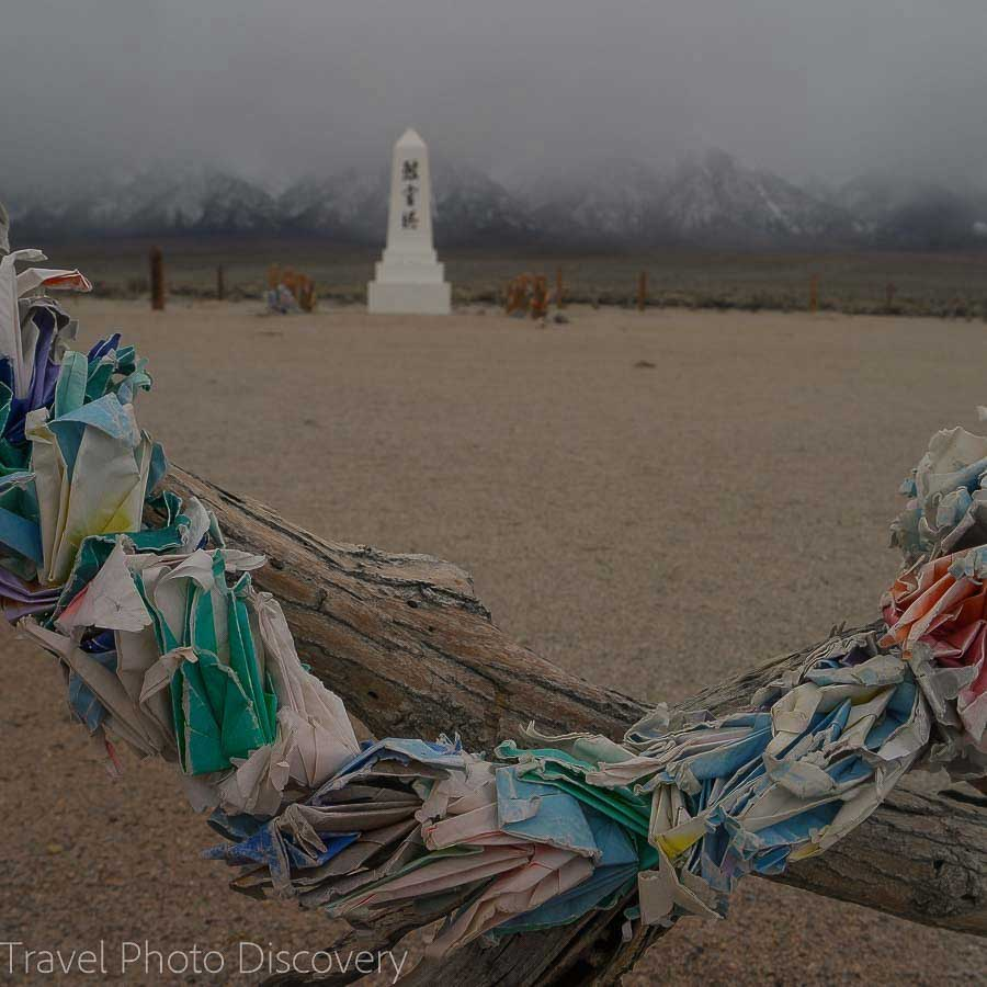 where to go in california Manzanar Internment camp