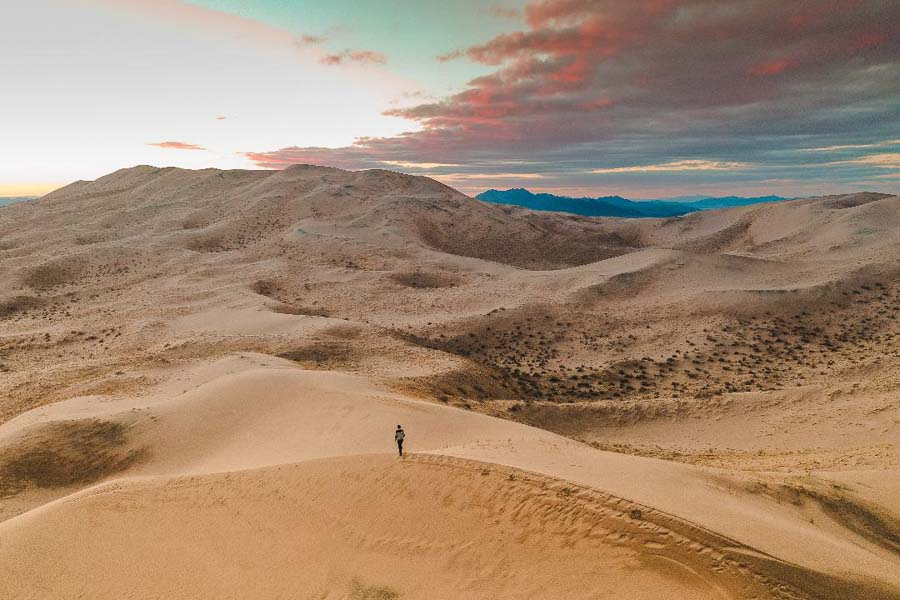 Mojave desert - best places to go in california