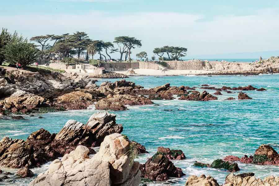 Pacific Grove best places to visit in california
