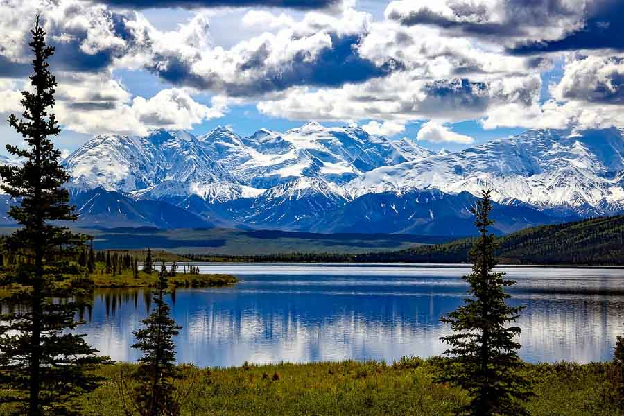Alaska adventure travel Denali national park