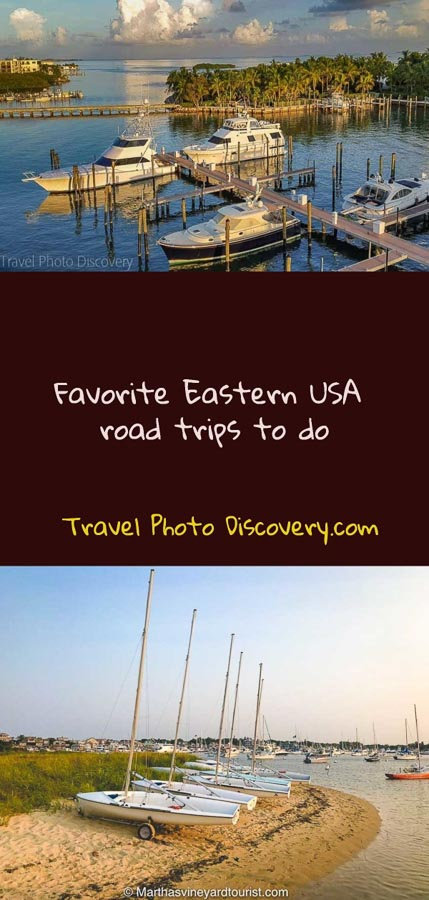 Top eastern USA road trips to take
