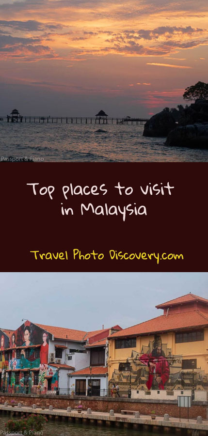 Top places to visit in Malaysia