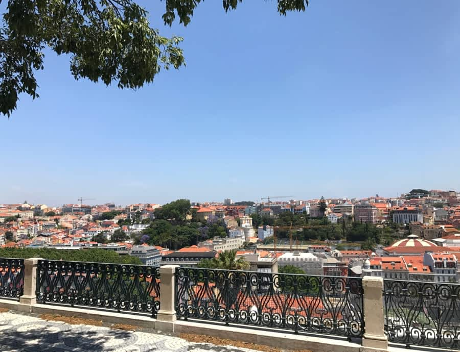 Lisbon photographic spots to visit