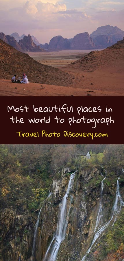 Pinterest Most beautiful places in the world to photograph